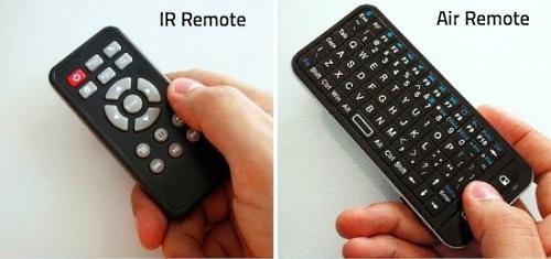 Мини-компьютер для телевизора - варианты пультов