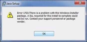 Не удается удалить программу - ошибка установки