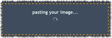 Скриншот онлайн - обработка данных