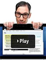 Запись видео с экрана монитора