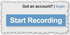 Начать запись с экрана монитора онлайн